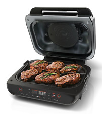 Brand New Ninja Foodi 6-in-1 Smart XL 6-in-1 Indoor Grill with 4 qt. Air Fryer
