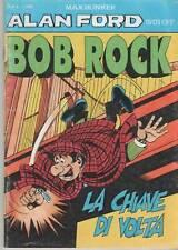 ALAN FORD spin off  -BOB ROCK  N. 4  LA CHIAVE DI VOLTA