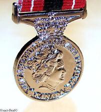 Canada Canadian Sacrifice Medal French Médaille du sacrifice Miniature Medal