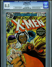 Uncanny X-Men #117 1979  CGC 8.5 VF+ 1st Shadow King Marvel Comic Amricons K21