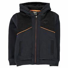 Everlast Kids Boys Premium Full Zip Hoody Junior Hoodie Hooded Top Drawstring