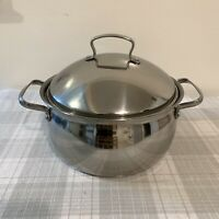 Tools of the Trade Belgique 6 Qt Stainless Steel Stock Pot & Lid