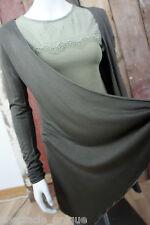 Betty Barclay * Zipfelweste * Causal-Wear * Basic * Schokobraun * Gr 42/44