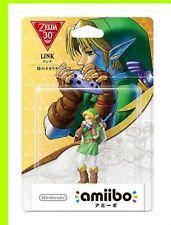 In Stock  amiibo Link ocarina of Time Legend of Zelda Nintendo wind