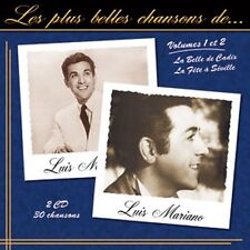 CD The most beautiful songs Luis Mariano - Vol. 1 & 2 / IMPORT