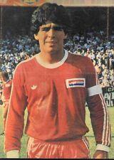 maglia maradona camiseta argentinos juniors 1979 AUSTRAL vintage adidas issue