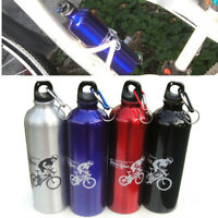 Mountain Bike Bicycle Cycle Outdoor Water Bottle Portable 4Colour Kettle Cup vd