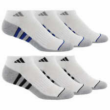 Adidas Men's Low Cut Sock with Climalite 6-pairs Performance Socks