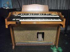 Hammond A-100 Organ with Leslie 122A Speaker