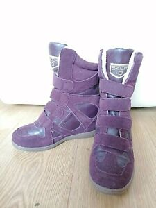 Girls Skechers  Ankle Boots Size 2.5