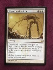 Phyrexian Rebirth    MTG Magic     (see scan)