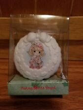 1999 Precious Moments Christmas Ornament, Making Spirits Bright, Nib
