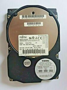 1 GB Ide Fujitsu M1614TAU Pata 64KB 3.5'' Hard Drive