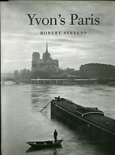 Yvon's Paris by Robert Stevens - (hb,dj,1st ed)