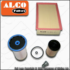 SERVICE KIT for VW GOLF MK7 1.6 2.0 TDI ALCO OIL AIR FUEL FILTERS (2012-2019)