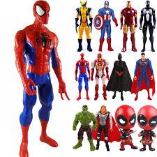 "7"" Avengers Ultron Iron Man Hulk Buster Light up Figure Action Figurine Toys"
