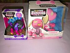 ZOOMER DIVA & ZOOMER ZUPPIES CANDY ROBOTIC PUPPY  **NEW**
