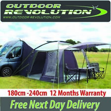 Outdoor Revolution Movelite Cayman Drive Away Campervan Awning Bongo VW T5 T6 T4