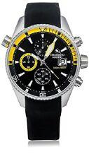 Strumento Marino Men's Black/Yellow SM113S/SS/NR/GL/NR Watch