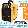 Stick/MMA/ARC DC Inverter Welder 225Amp Welding Machine Dual Voltage 110/220V