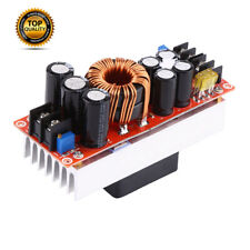 DC-DC Boost Converter 10-60V to 12-90V Step Up Power Supply Module 1500W 30A UK