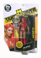 WWE WRESTLING NXT TAKE OVER SERIES SUPERSTAR WRESTLER EVA MARIE NXT DEBUTE