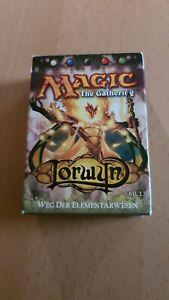 MTG Themendeck Lorwyn / Weg der Elementarwesen, Magic The Gathering, gebraucht