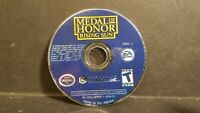 MEDAL OF HONOR RISING SUN DISC 1 NINTENDO GAMECUBE GAME DISC ONLY