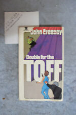 Double For The Toffl - John Creasey OzSellerFasterPost!