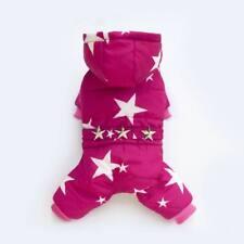 New Various Pet Puppy Dog Cat Jacket Warm Jumpsuit Clothes Winter Coat Apparel