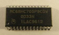 MC68HC705P9CDW MOTOROLA HCMOS Microcontroller im SOIC28 Gehäuse  (A29/1663)
