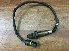 Mercedes Benz 320 SLK R170 petrol lambda sensor 4 pin black plug 0015400617
