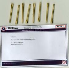 L'Arsenal Models 1/350 380mm BRASS GUN BARRELS (9)