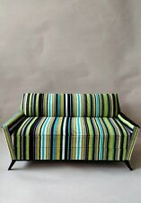 1:6 Scale Furniture for Fashion Dolls 4262PF Mid Century Mod Sofa