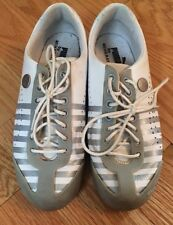 Puma By MIHARA YASUHIRO MY-28 Shoes Sneakers Size 37 (7). White & Silver Leather