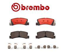 Premium Ceramic Rear Brake Pads Brembo P83015N for Lexus ES250 Toyota Camry