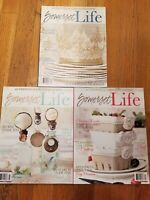 Lot of 3 SOMERSET LIFE Magazine Back Issues  2015 issue 2,3,4