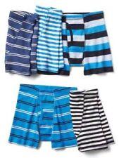 Ropa interior de niño de 2 a 16 años boxeres multicolores azules
