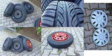 4 Pneumatici estivi Marangoni TRIO 175 65 R14 82T + 4 cerchi 14 FIAT 4 fori