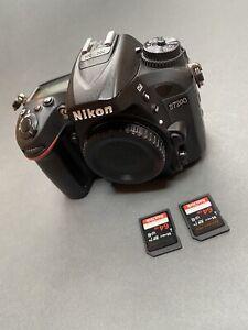 Nikon D D7200 24.2MP Digital SLR Camera - Shutter Count 9,193 Low !!!!!!!!!