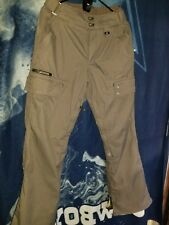 Holden Cargo Snowboard Pants Women's Size Small Ski Winter