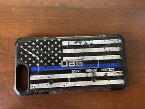 URBAN ARMOR GEAR UAG iPhone 8 PLUS Case Plasma Serve Honor Protect