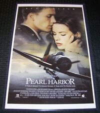 Pearl Harbor 11X17 Movie Poster Kate Beckinsale Affleck