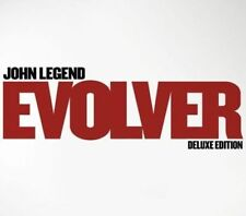 JOHN LEGEND-EVOLVER-JAPAN CD+DVD BONUS TRACK Ltd/Ed F30