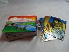 PRINCE VALIANT COLLECTORS CARDS  COMPLETE BASE SET PLUS CHROMIUM CARD C1, C2, C6