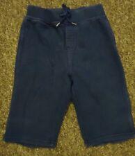 Ralph Lauren Chicos Azul Cintura Elástica Pantalones Jog Edad: 6 meses
