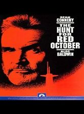 The Hunt for Red October (DVD, 1998, Widescreen)