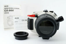 """Rare"" Sea&Sea CX-500 Underwater Camera Housing for Canon EOS Kiss From Japan"