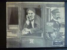 1916 ONE A.M. - RARE R1930s LOBBY CARD - CHARLIE CHAPLIN COMEDY SILENT - ALCOHOL