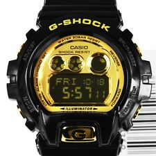 NEW* CASIO MENS G SHOCK GOLD BLACK DIGITAL WATCH XL GDX6900FB-1A RRP £129